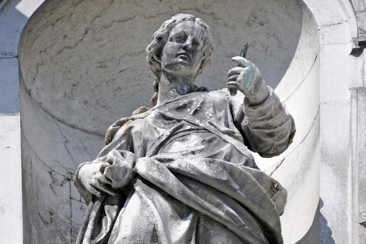 Personification of Prudence - Gaetano Fusali