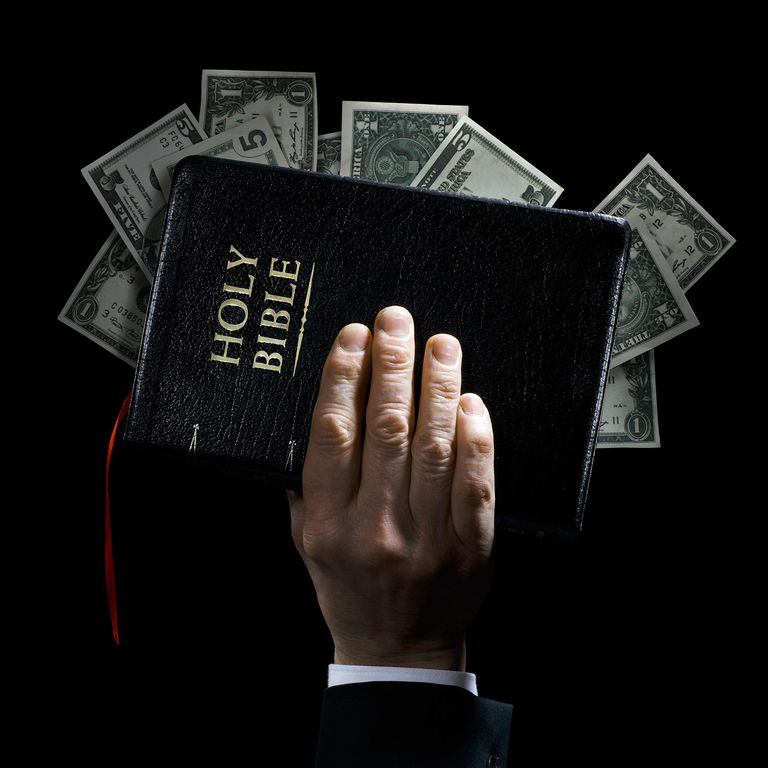 Money and Religion