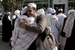 Afghans Prepare To Leave For Mecca