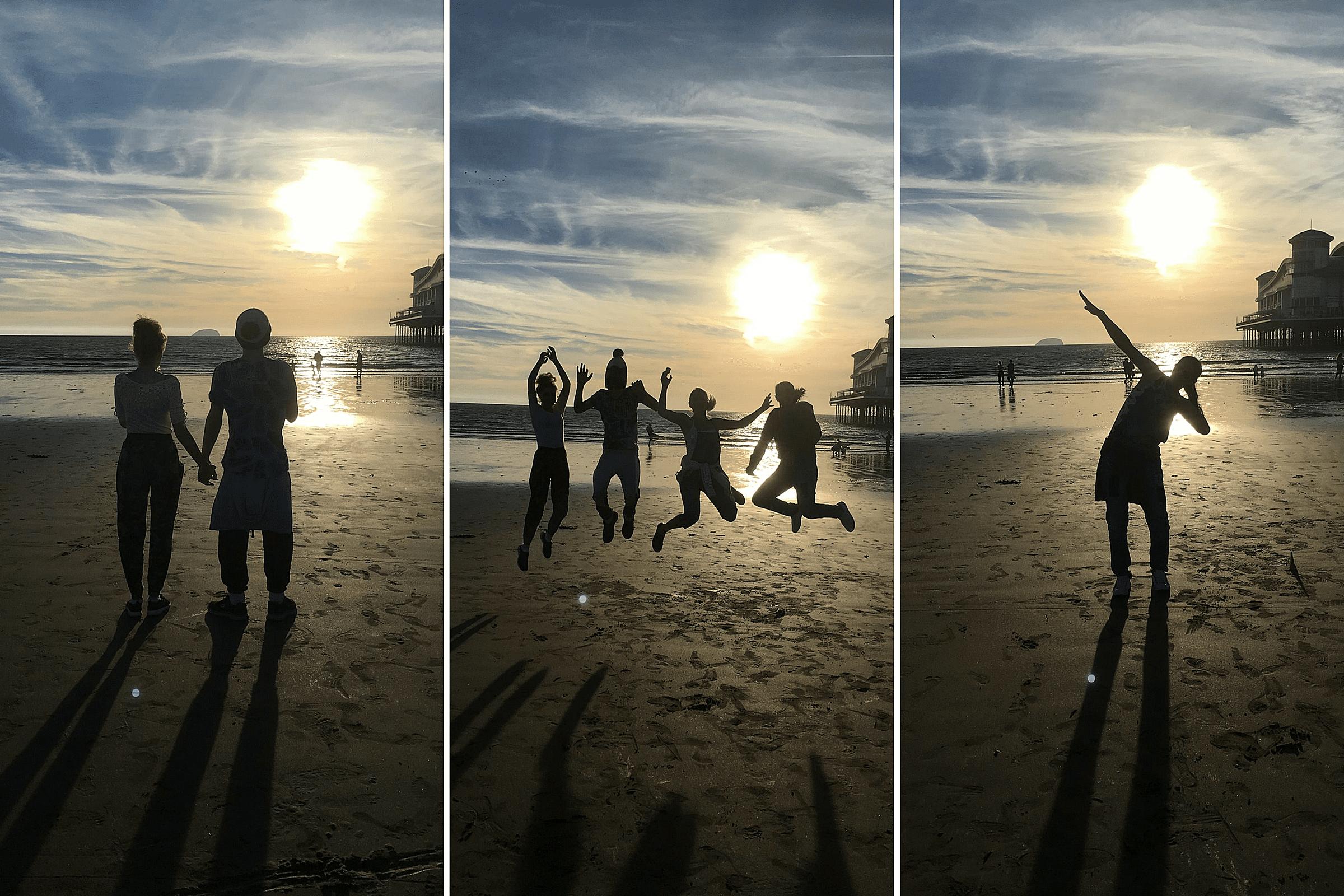 Spirit Orb on the Beach