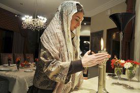 Shabat Candles