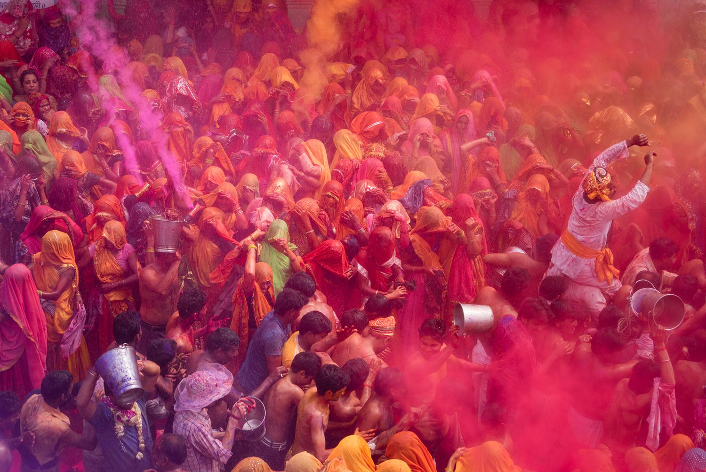 Top 12 Bollywood Songs for the Holi Festival