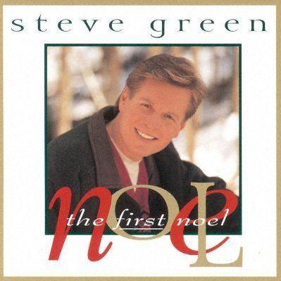 Steve Green album cover
