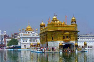 Golden Temple.Amritsar.Punjab,India