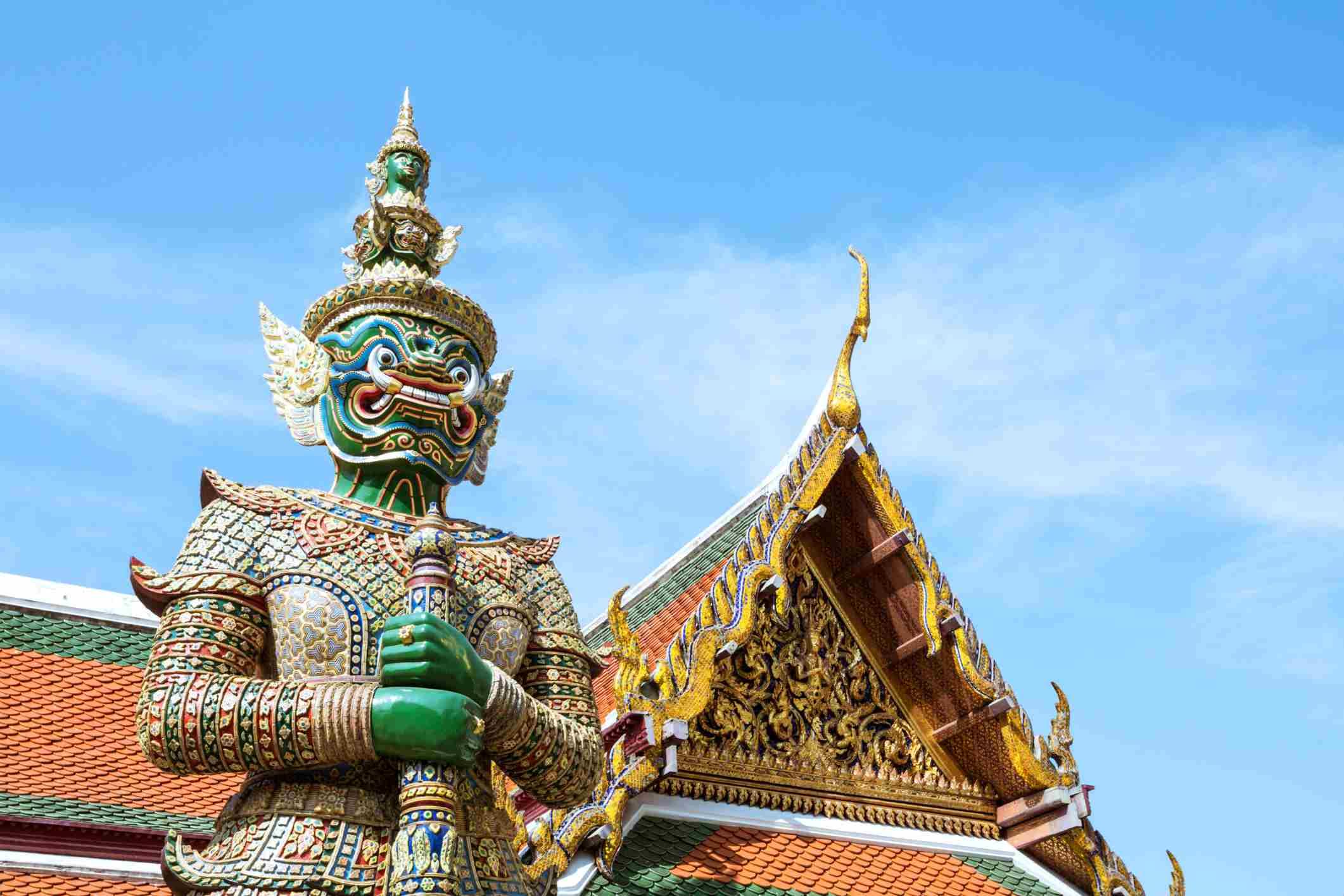 Yaksha of Thailand
