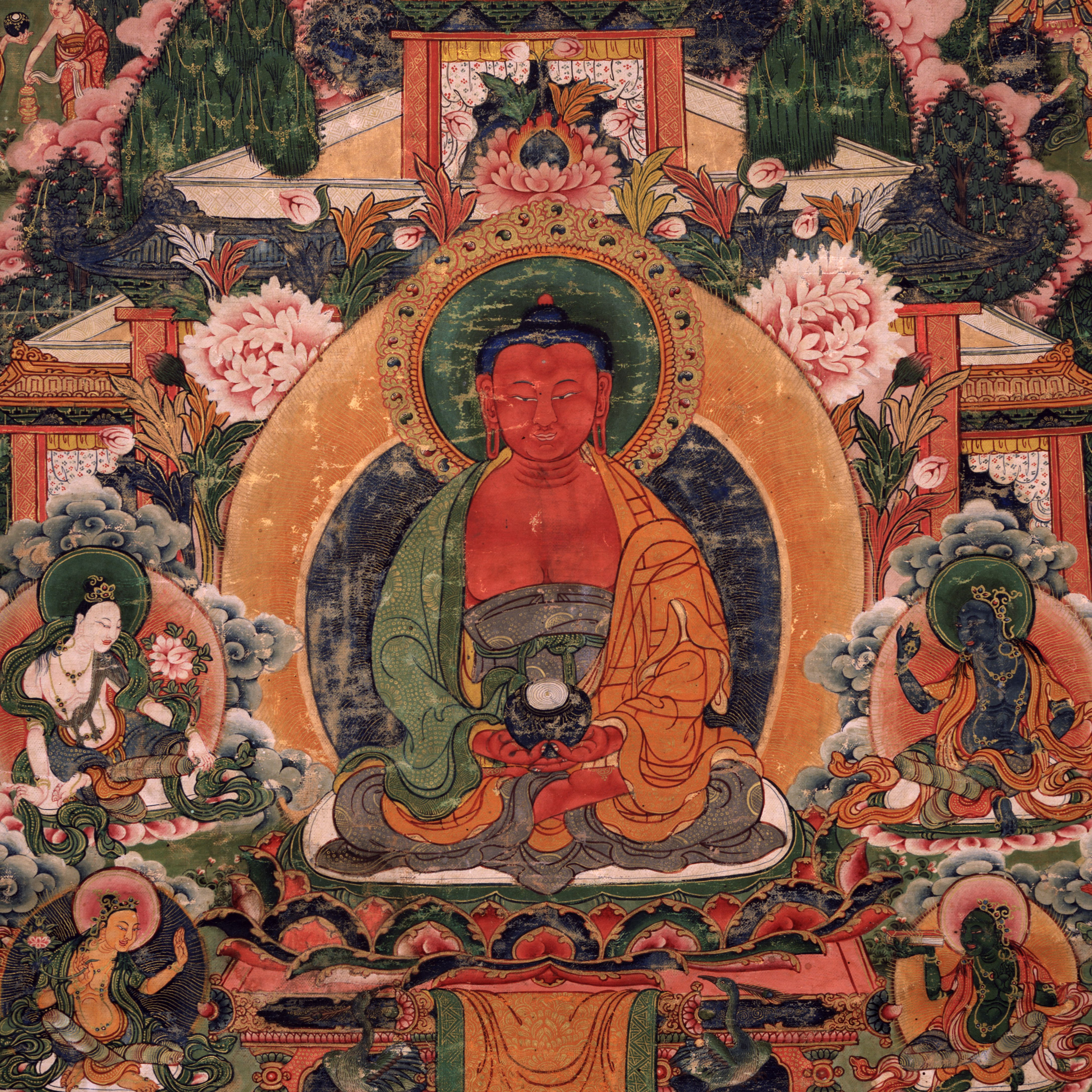 What are Pure Lands in Buddhism?