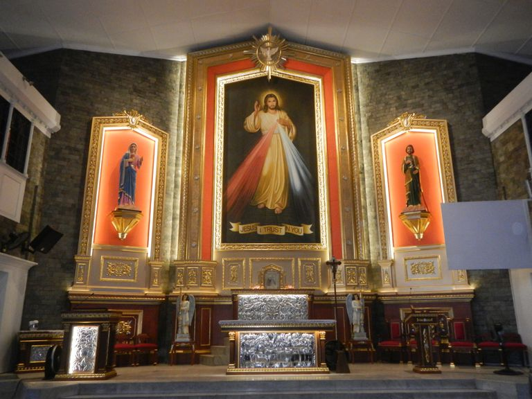 Parish of the Lord of Divine Mercy