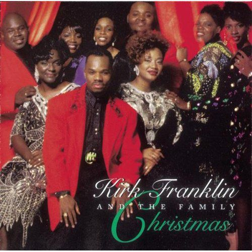 Kirk Franklin & The Family Christmas cover