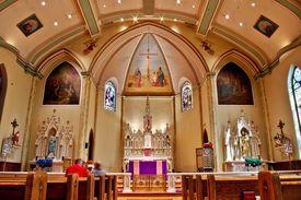 Saint Patrick Catholic Church, Columbus, Ohio