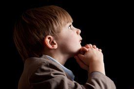 Teaching Children to Pray