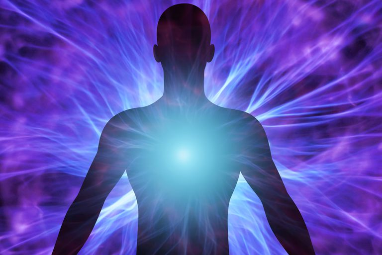 The human being and universal energy