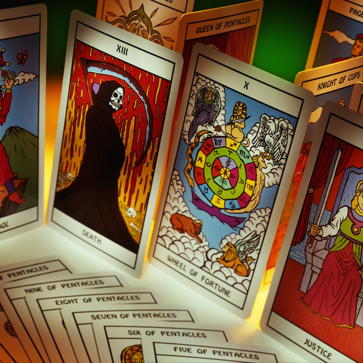 Tarot Readings & Moon Phases