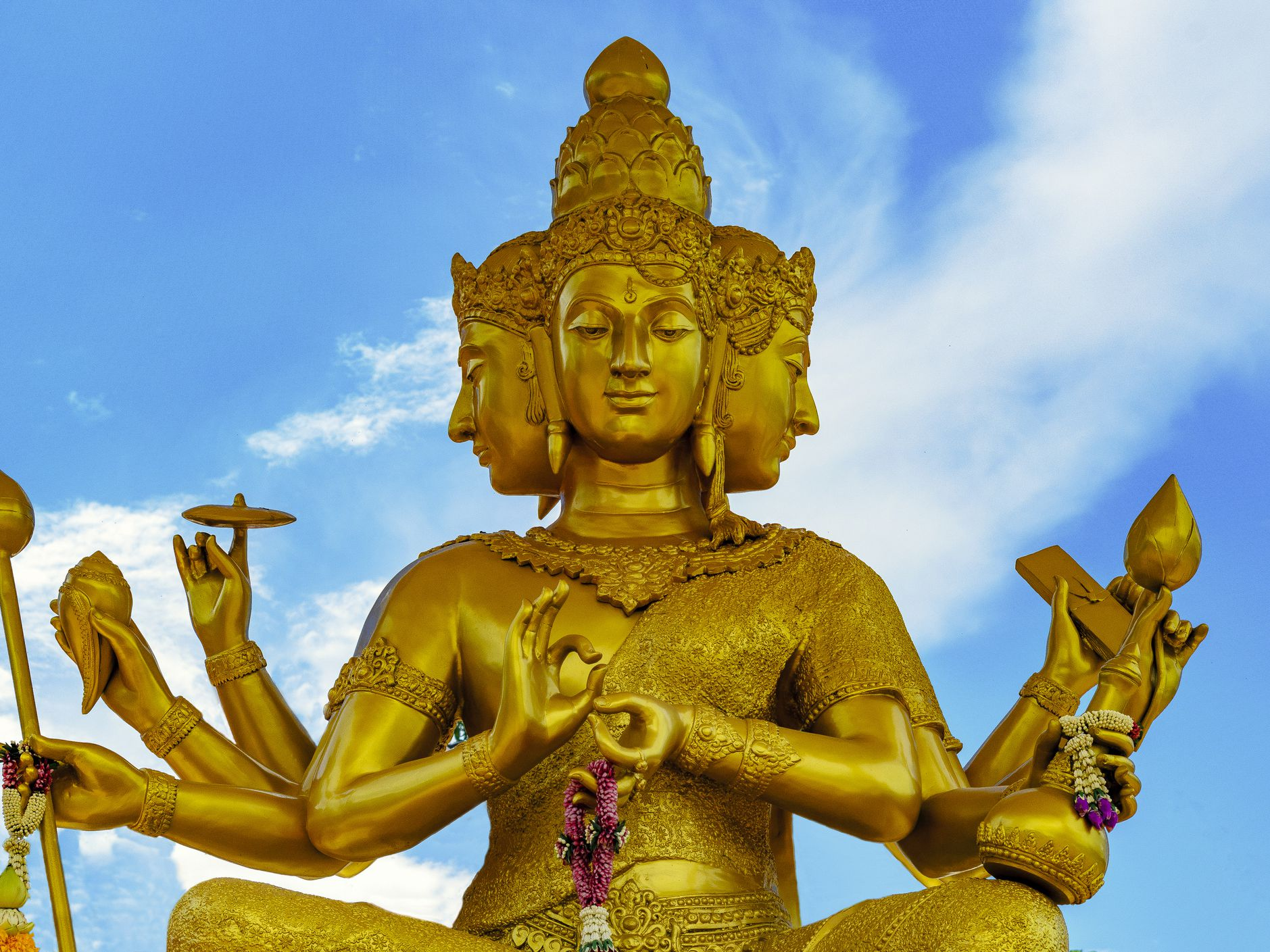 1e150788bac62 Who Is Lord Brahma, the God of Creation in Hinduism
