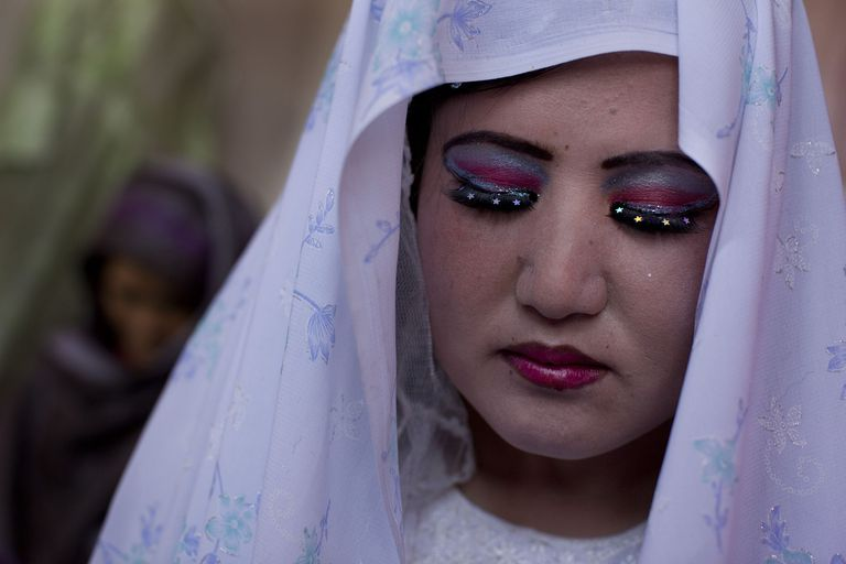 Afghan Bride