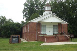 Ocilla Primitive Baptist Church