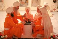 Amrit Ceremony and the Panj Pyare