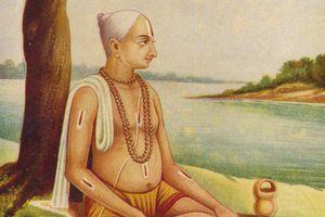 Hindu Poet Goswami Tulsidas