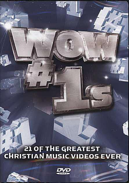 WOW #1s DVD cover