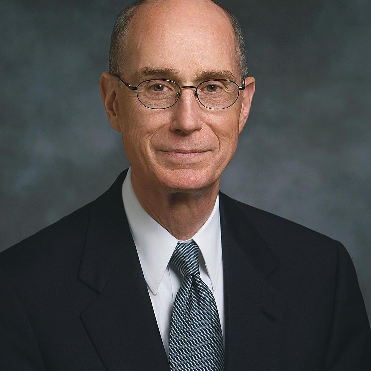 President Henry B. Eyring, First Counselor in the First Presidency.