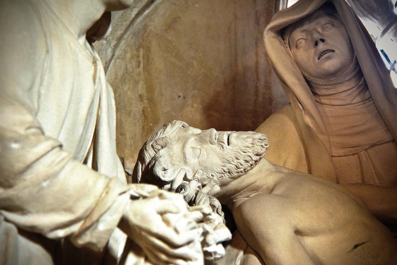 Pieta in Obidos