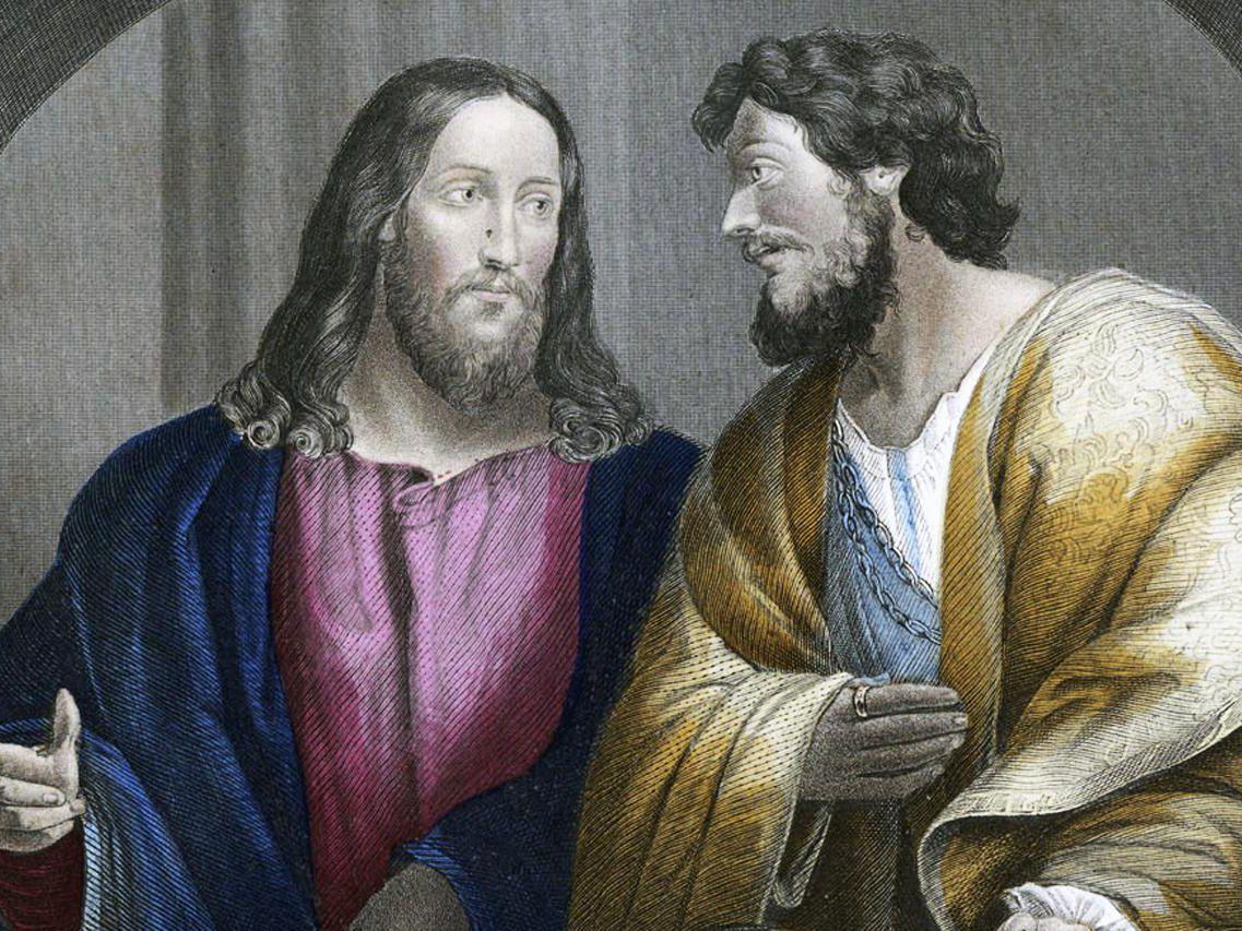 Risultato immagini per The Gospel and Jesus