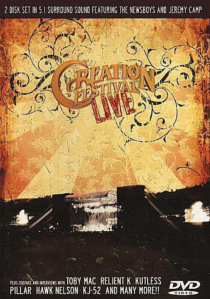 Creation Fest Live 2006 DVD cover