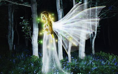 What Are Angel Orbs? Spirit Orbs of Angels