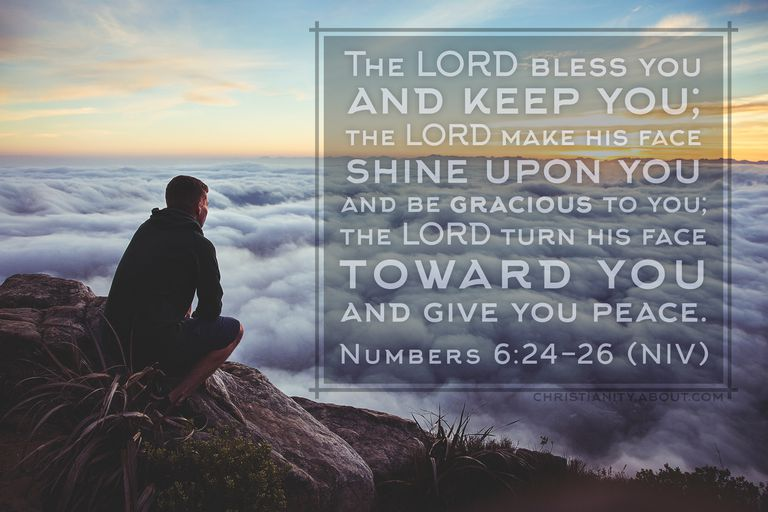 May the Lord Bless You - The Benediction