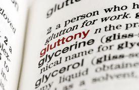 Definition: Gluttony