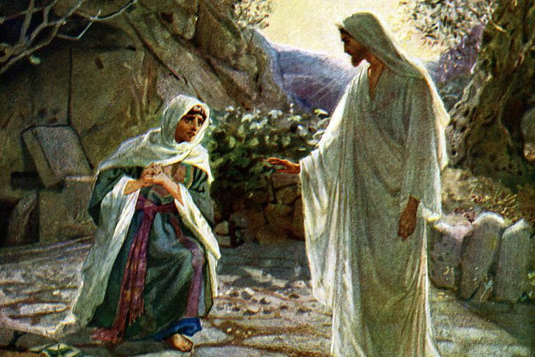 Mary Magdalene in the Bible