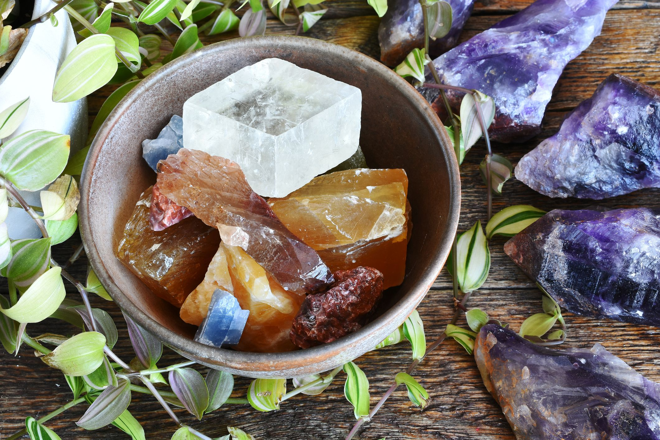 Crystal Therapy - Healing with Crystals and Gemstones