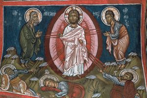 The Transfiguration of Christ, 12th century