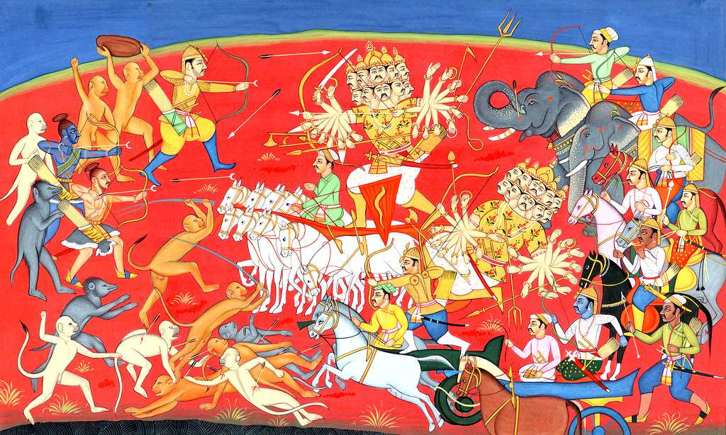 Ramayana Characters and Places in the Great Hindu Epic