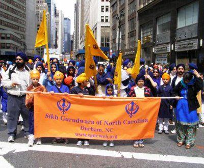 Sikh Americans and Sikh Day Parade NY City