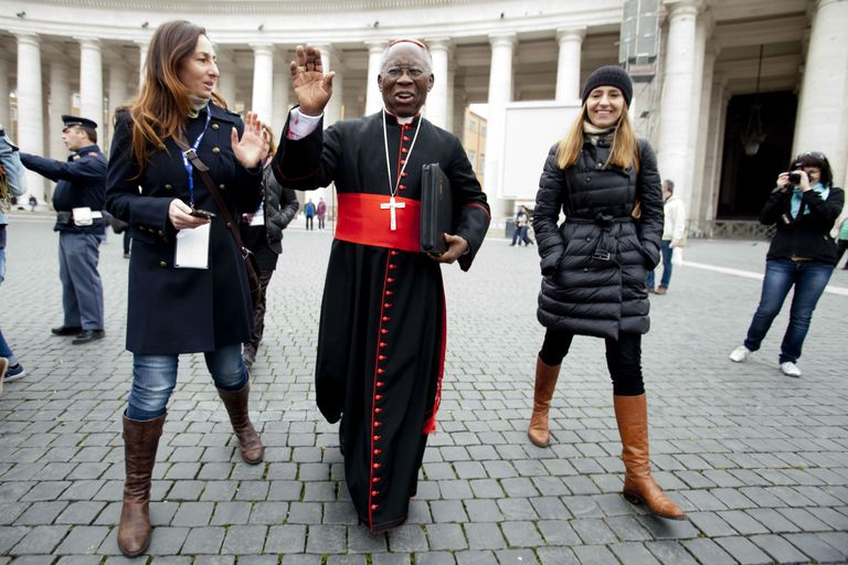 Italy - Religion - Conclave - Congregation of Cardinals