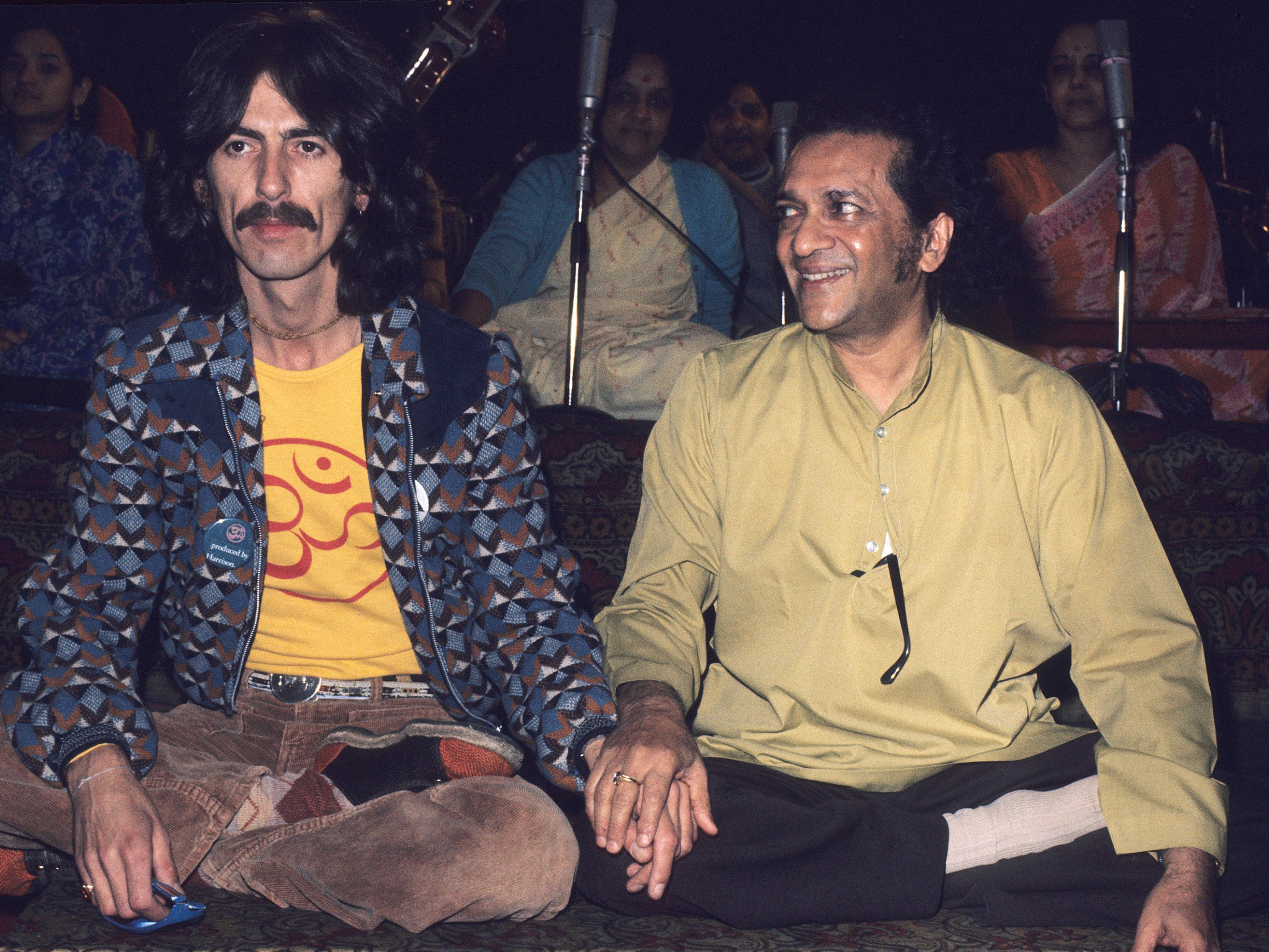 The Spiritual Quest Of George Harrison In Hinduism