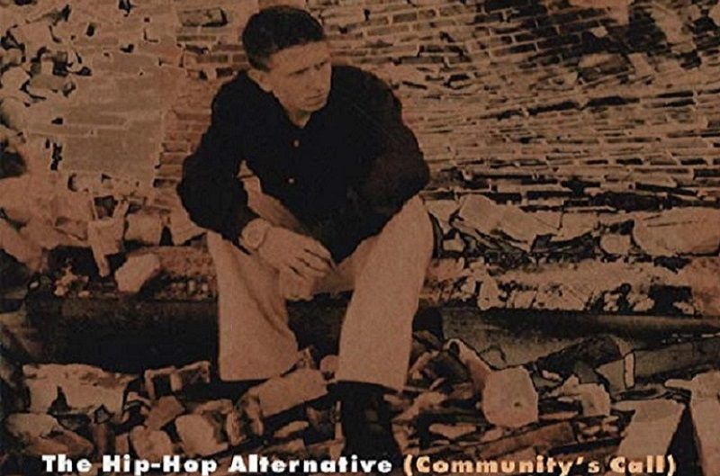 The Hip-Hop Alternative by Bobby Bishop album cover.