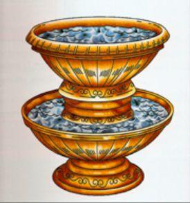 Bronze Lever