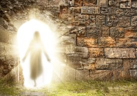 Easter resurrection miracle Jesus Christ tomb