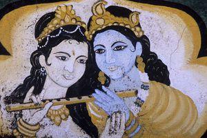 Mural Painting of Yogeswar Temple