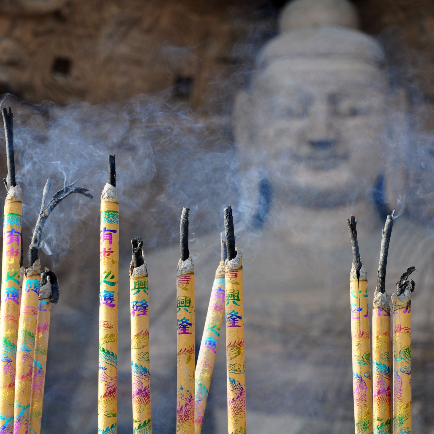 A Buddhist Guide To Using Incense