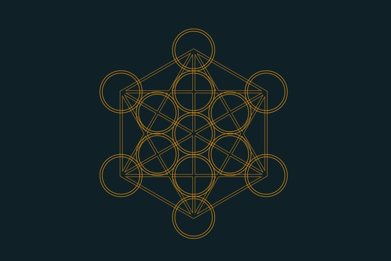 Metatron's Cube in Sacred Geometry