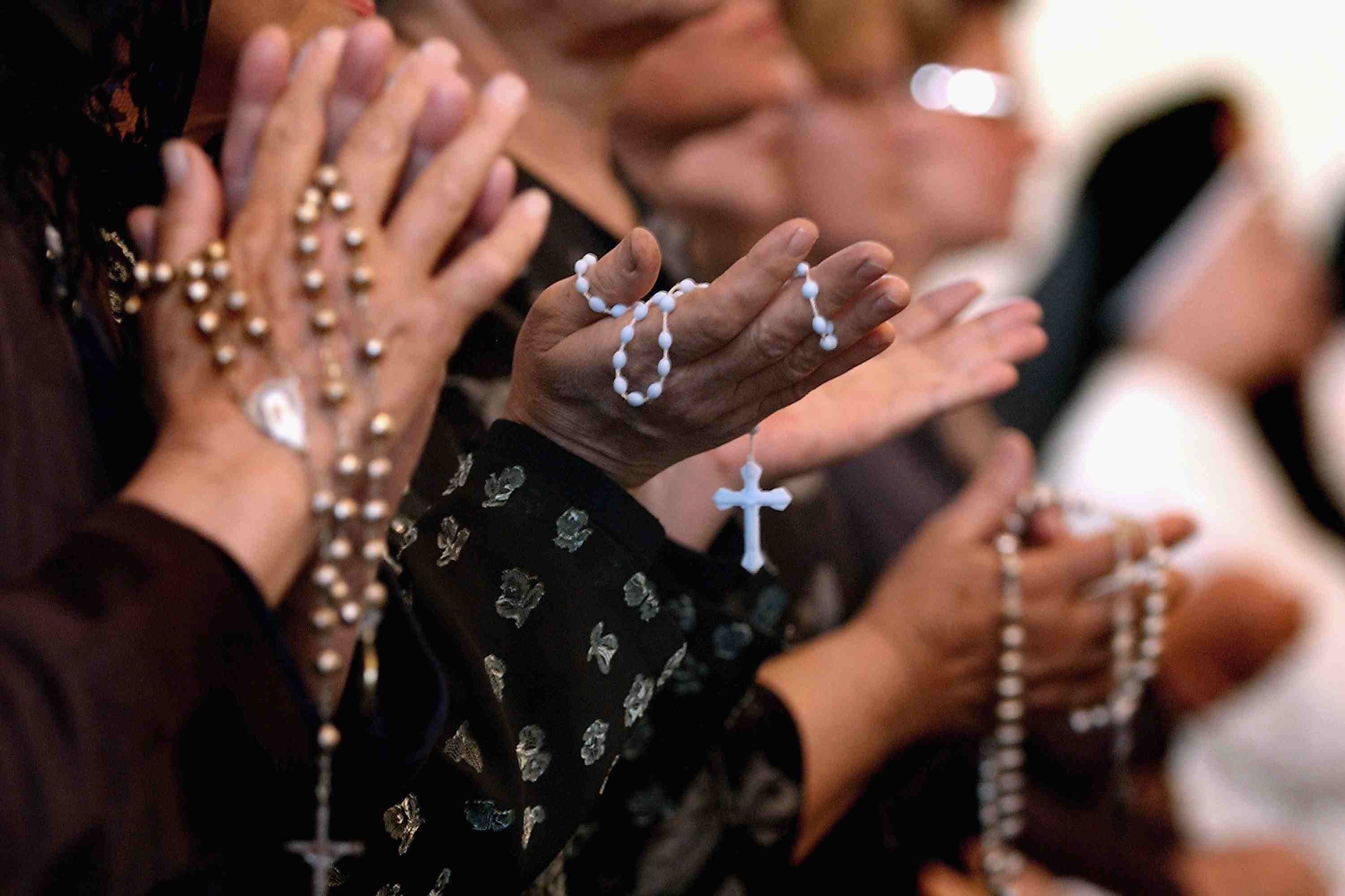 Prayers for October — The Month of the Holy Rosary