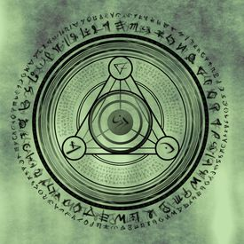Rune Geometry Sacred