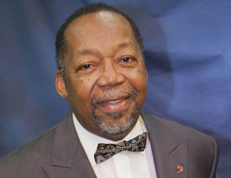 Rev. Geoffrey A. Black