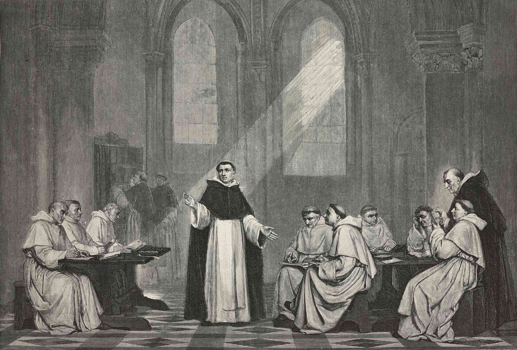 Biography of Thomas Aquinas, Doctor of the Angels