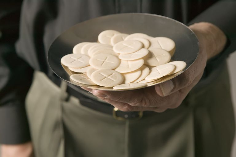 Communion wafer