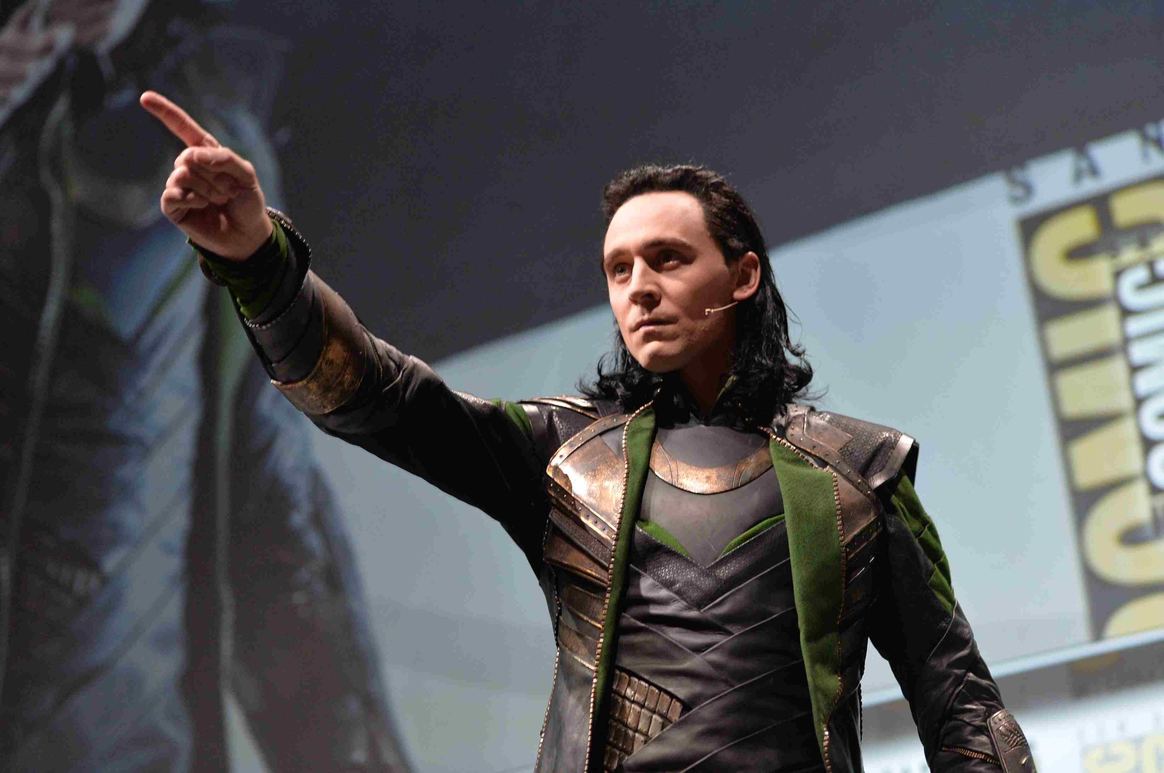 Marvel Studios Panel At Comic-Con