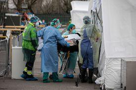 Samaritan's Purse Emergency Field Hospital