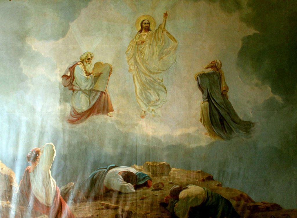 Depiction of Saint Michael
